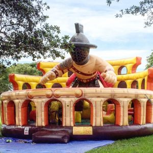 Gladiator Bounce House Rentals Miami