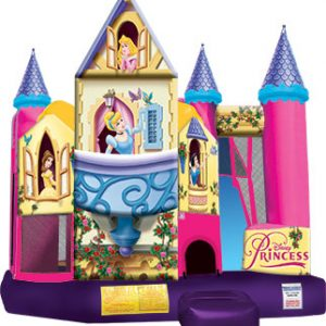Princess Castle Bounce House Rentals